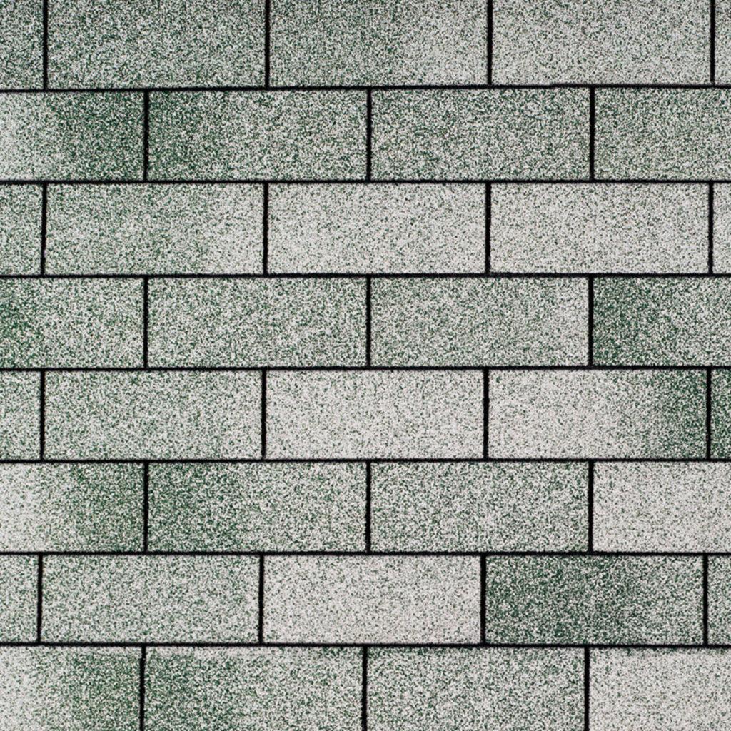 Iko Shingles 3tab Rainbow Green Deluca Roofing Inc